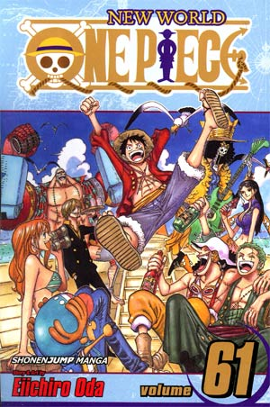 One Piece Vol 61 New World TP