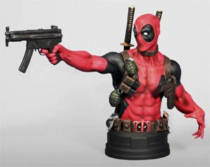 Deadpool Mini Bust By Gentle Giant Studios