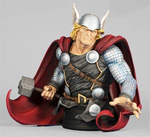 Thor Modern Mini Bust By Gentle Giant Studios