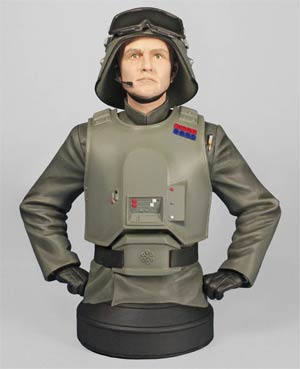 Star Wars General Veers Mini Bust
