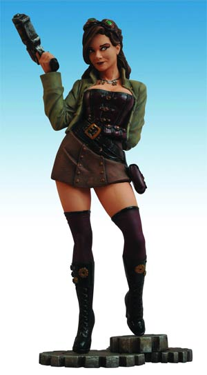 Femme Fatales Steam Punk Lexi PVC Statue