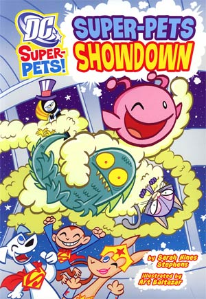 DC Super-Pets Super-Pets Showdown TP
