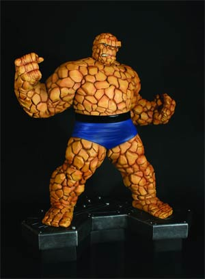 Thing Statue By Bowen