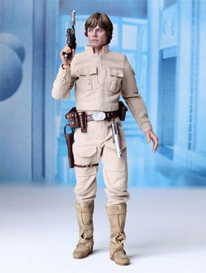 Star Wars Luke Skywalker Bespin Outfit DX Series 12-Inch Action Figure