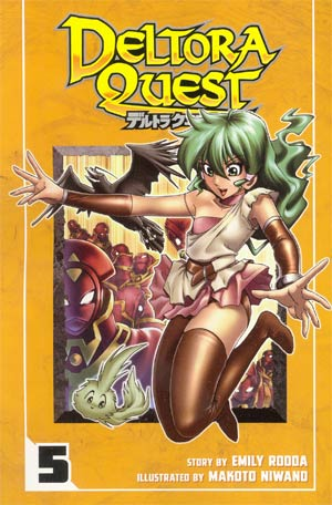 Deltora Quest Vol 5 GN