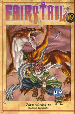 Fairy Tail Vol 19 GN
