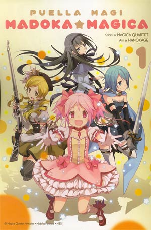 Puella Magi Madoka Magica Vol 1 TP