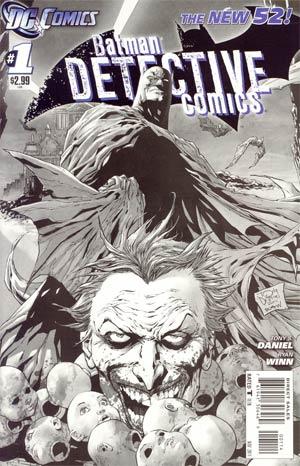 Detective Comics Vol 2 #1 4th Ptg