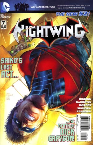 Nightwing Vol 3 #7