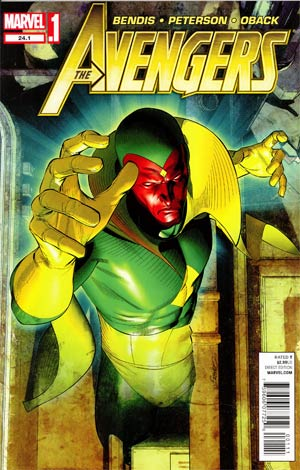 Avengers Vol 4 #24.1