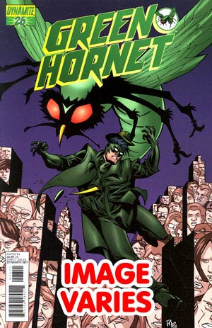 DO NOT USE (DUP) Kevin Smiths Green Hornet #26 (Filled Randomly With 1 Of 3 Covers)