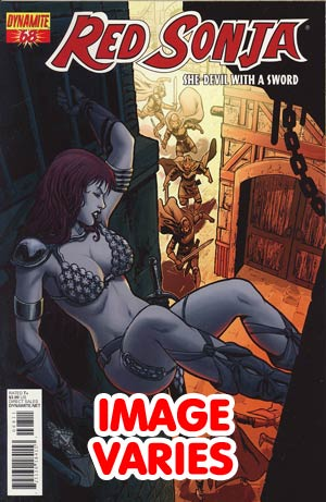 DO NOT USE Red Sonja Vol 4 #68 (Filled Randomly With 1 Of 2 Covers)