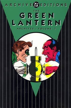 Green Lantern Archives Vol 7 HC