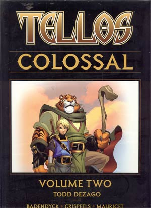 Tellos Colossal Vol 2 HC