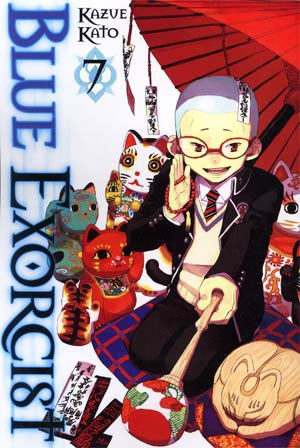 Blue Exorcist Vol 7 TP
