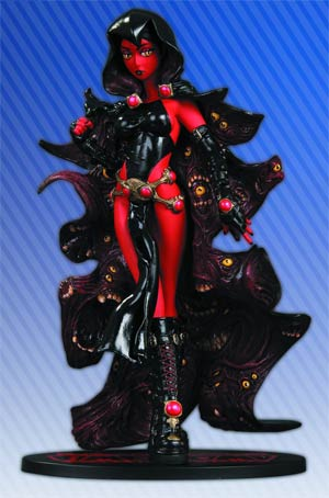 Ame-Comi Heroine Series Raven Demon Daughter Variant PVC Figure