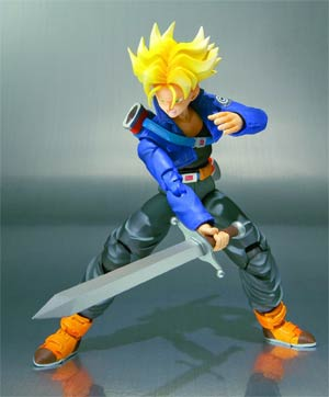 Dragon Ball Z S.H.Figuarts - Trunks Action Figure