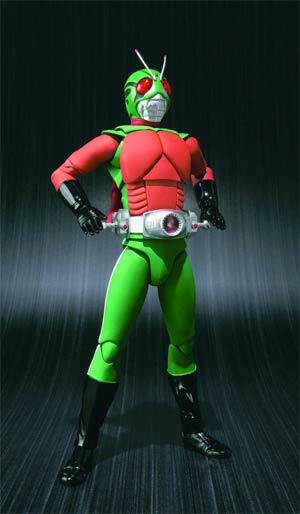 Kamen Rider S.H.Figuarts - Sky Rider Action Figure