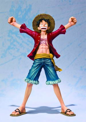 One Piece Figuarts Zero - For The New World - Monkey D Luffy Figure