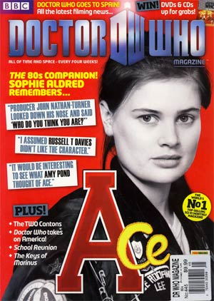 Doctor Who Magazine #445