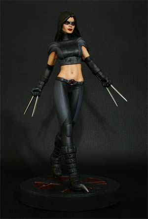 X-Force X-23 Statue By Bowen Website Exclusive