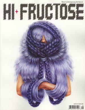 Hi-Fructose Magazine Quarterly Vol 22 2012