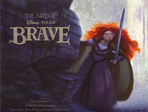 Art Of Disney-Pixar Brave HC