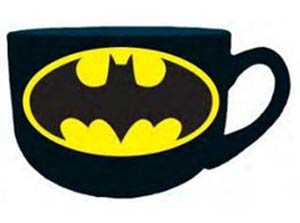 Batman Logo 24-Ounce Ceramic Soup Mug