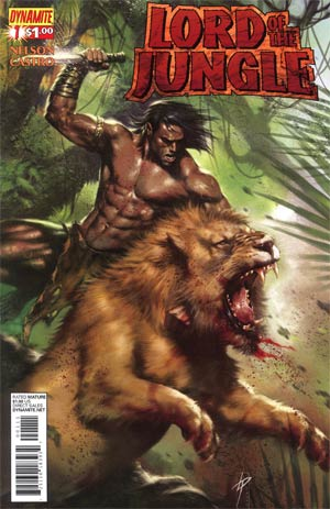 Lord Of The Jungle #1 Regular Lucio Parrillo Cover