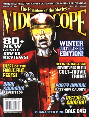 Videoscope #81 Winter 2012