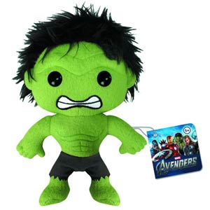 POP Marvel Classic Plushie 13 Avengers Hulk