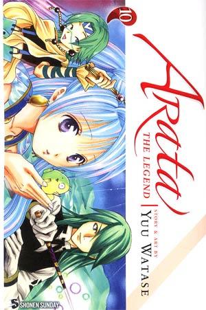 Arata The Legend Vol 10 TP