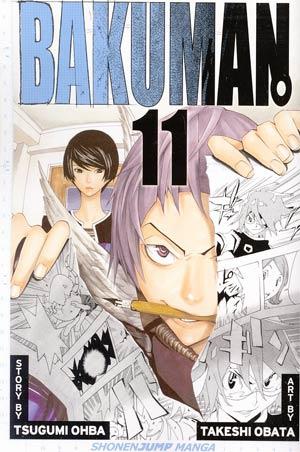 Bakuman Vol 11 TP