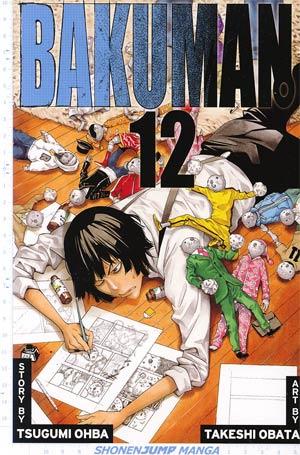 Bakuman Vol 12 TP