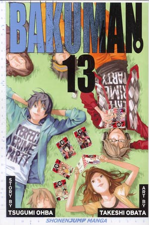 Bakuman Vol 13 TP