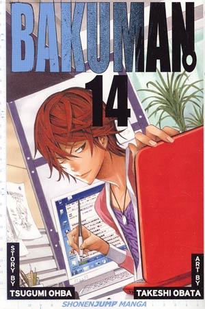 Bakuman Vol 14 TP