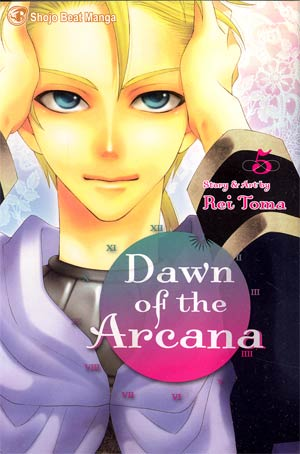 Dawn Of The Arcana Vol 5 TP