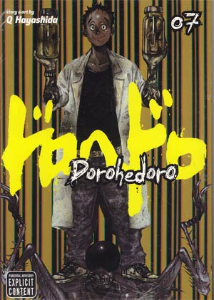 Dorohedoro Vol 7 TP
