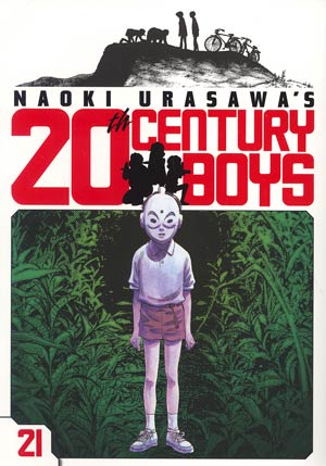 Naoki Urasawas 20th Century Boys Vol 21 GN
