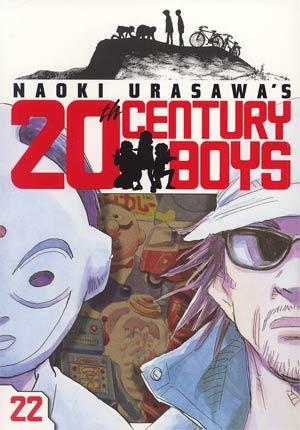 Naoki Urasawas 20th Century Boys Vol 22 GN