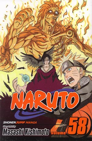 Naruto Vol 58 TP