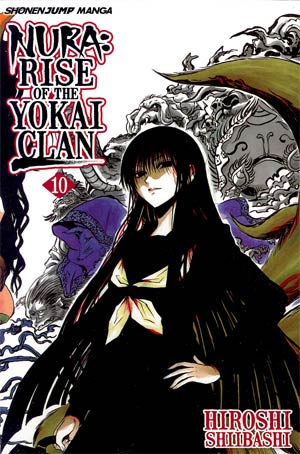 Nura Rise Of The Yokai Clan Vol 10 GN
