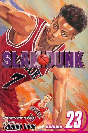 Slam Dunk Vol 23 GN