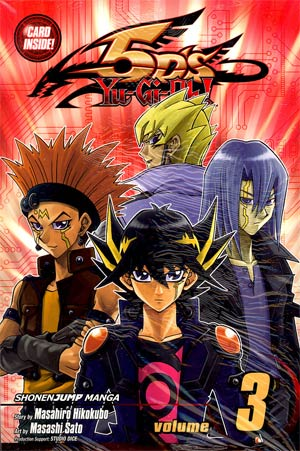 Yu-Gi-Oh 5Ds Vol 3 GN