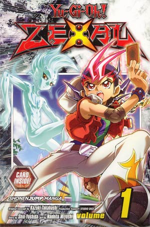 Yu-Gi-Oh Zexal Vol 1 GN