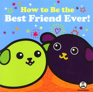 Mameshiba How To Be The Best Friend Ever TP