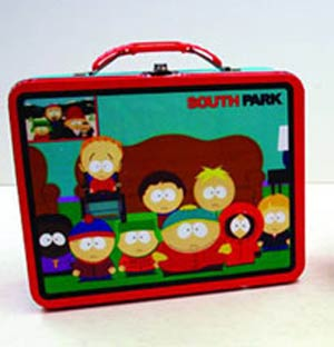 South Park Large Carry-All Lunch Box - Couch