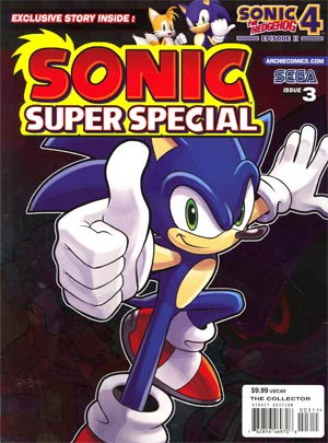 Sonic Super Special Magazine #3