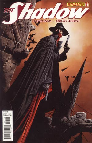 Shadow Vol 5 #1 Regular Jae Lee Cover