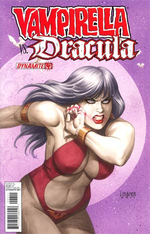 Vampirella vs Dracula #4